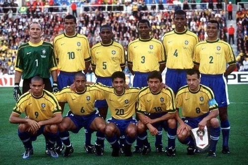 1998年世界杯的巴西队