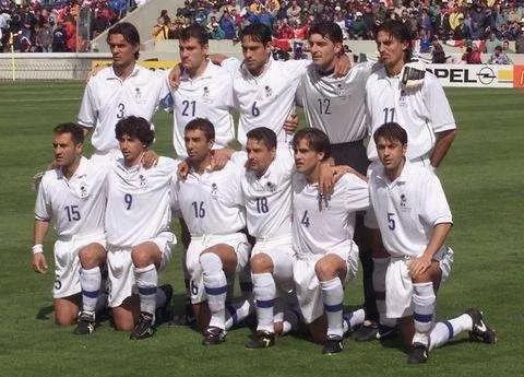 1998年世界杯上的意大利队